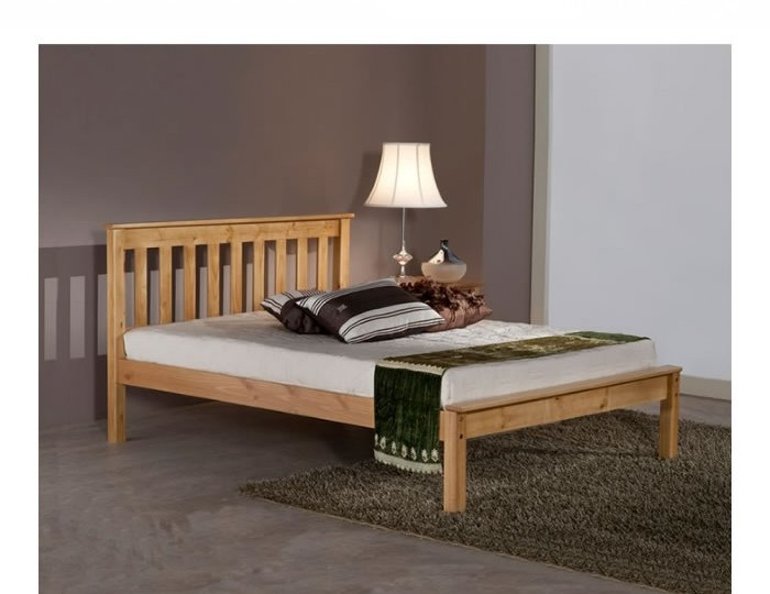 Alastair Pine Wooden Bed Frame