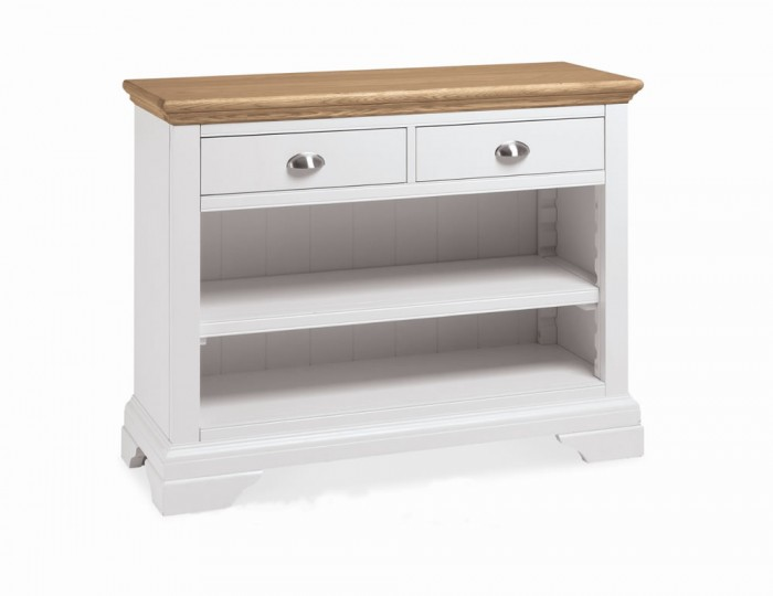 Hampstead Two-Tone Console Table