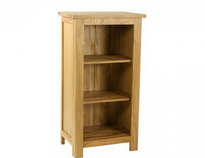 Turner Oak Mini Bookcase