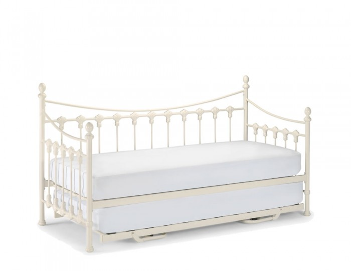 Louis 3ft Metal Day Bed