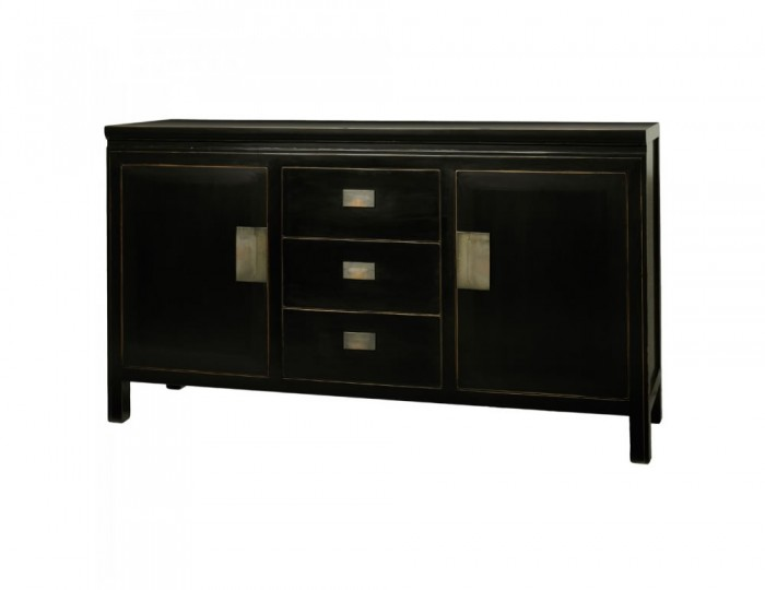 Orient Lacquer Large Sideboard