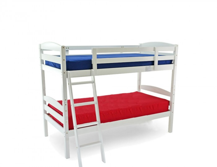 Shelley White Bunk Bed