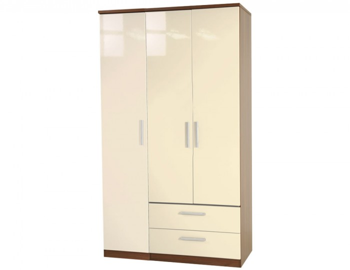 Rook Mix 'n' Match 3 Door 2 Drawer Wardrobe