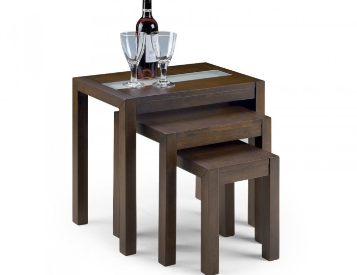 Santiago Wenge Nest of Tables