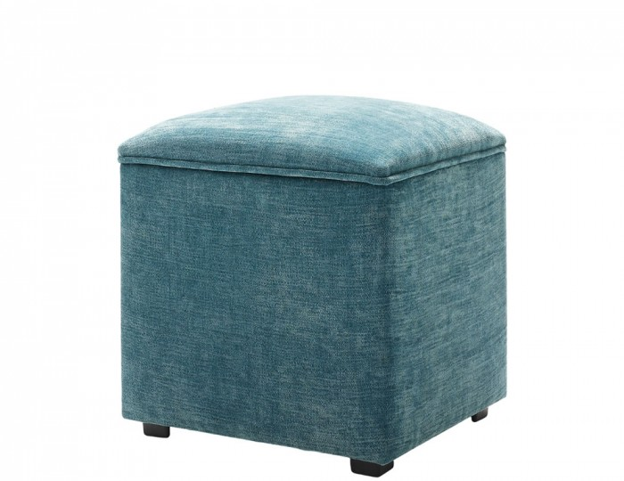 Kingsley Small Upholstered Ottoman