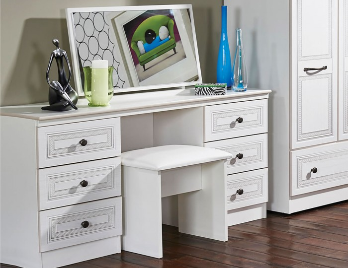 Henlow Double Dressing Table