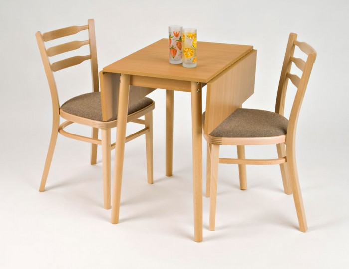 Thomas Large Drop Leaf Table Set