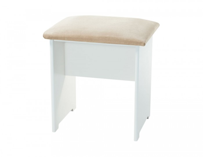 Amazon White Double Dressing Table