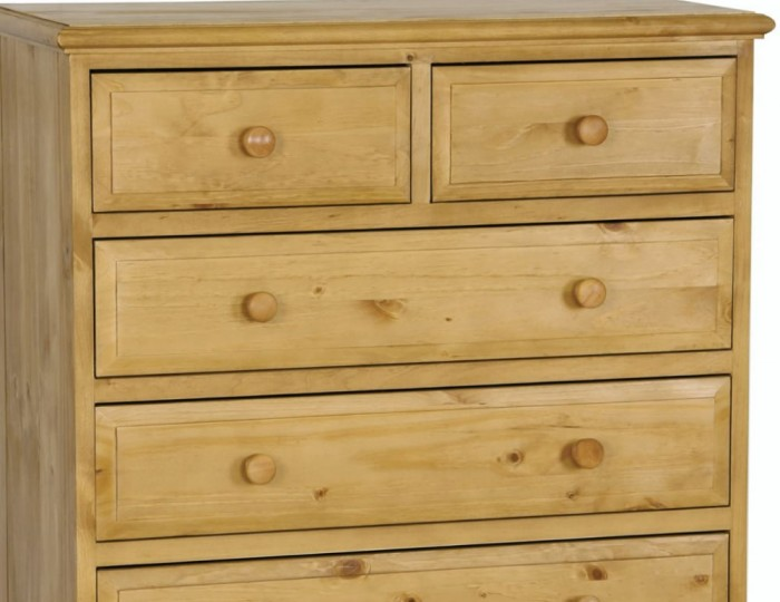 Melville Pine 6 Drawer Chest