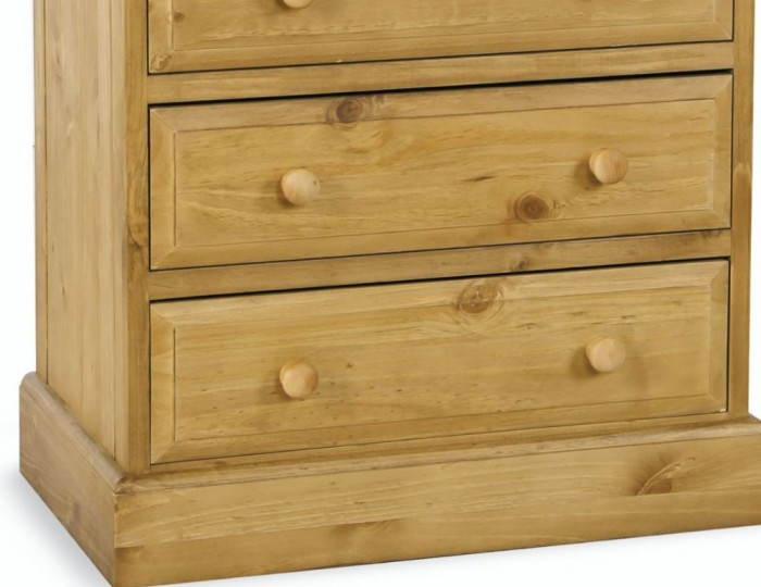 Melville Pine 4 Drawer Chest
