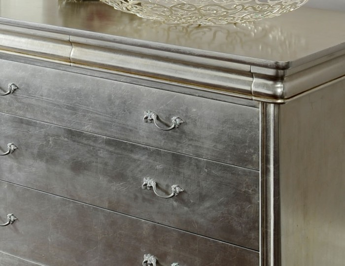 Majorelle Boutique 3 Drawer Chest