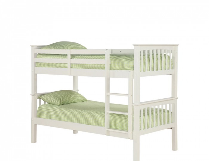 Albany Off-White Bunk Bed