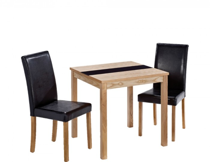 brisbane ash breakfast table and chairs uk delivery