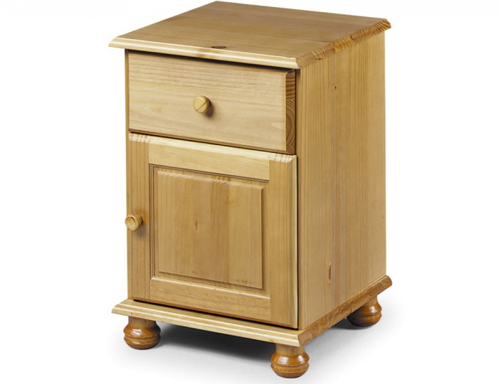 Pickwick Pine Childrens Bedside Cabinet