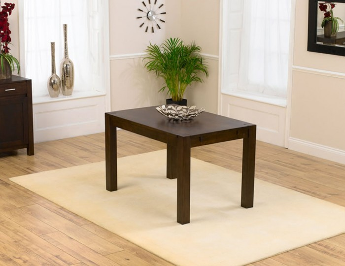 Whistler Dark Oak 120cm Dining Table