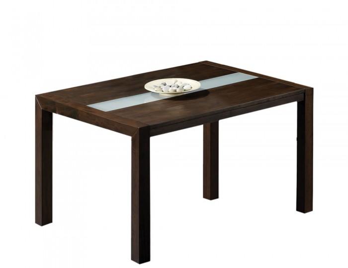 Santiago wenge 150cm dining table - Table extensible wenge ...