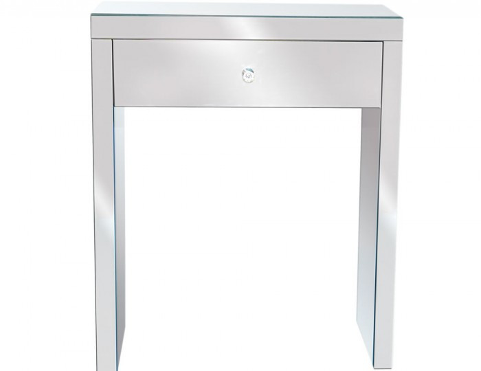 Amora Mirrored Dressing Table