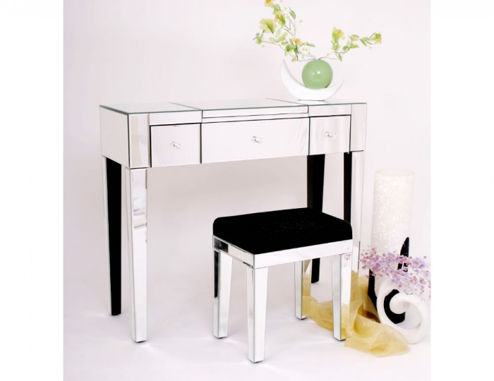 Villette Mirrored Dressing Table