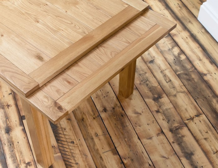 Provence Oak Small Extending Dining Table
