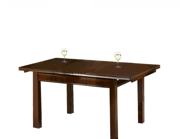 Canterbury Mahogany Extending Dining Table