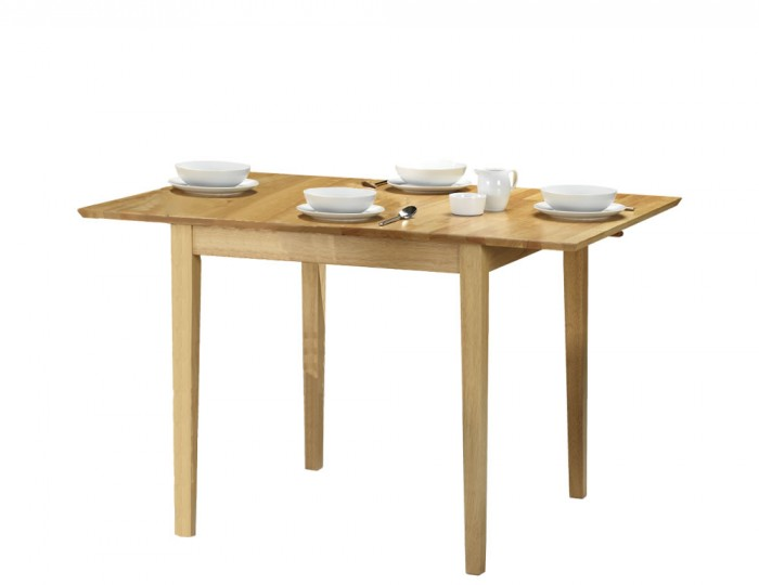 Rufford Oak Extending Dining Table