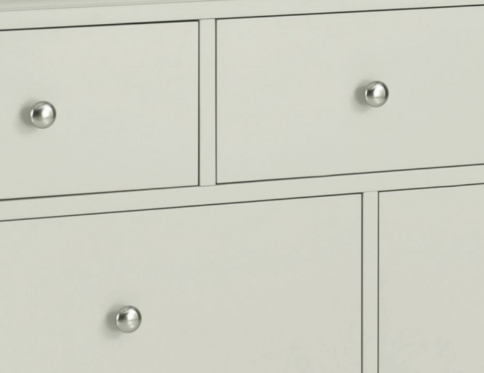 Ashby Cotton 3+4 Drawer Wide Chest