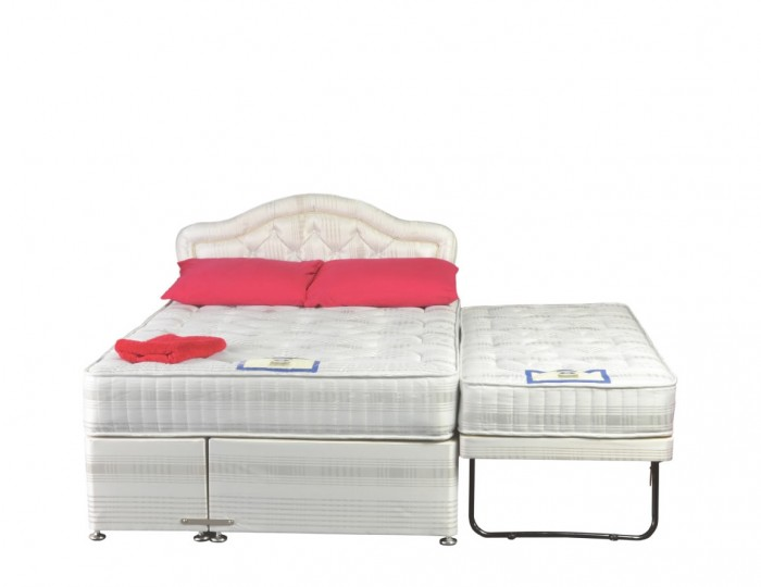 Zurich double 4ft 6 guest bed for Bedroom furniture zurich