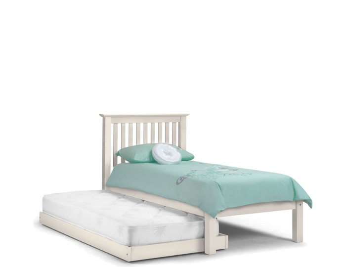 Cameo Off-White Guest Bed