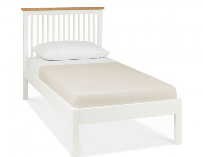 Atlanta Two Tone Low Footend Bed