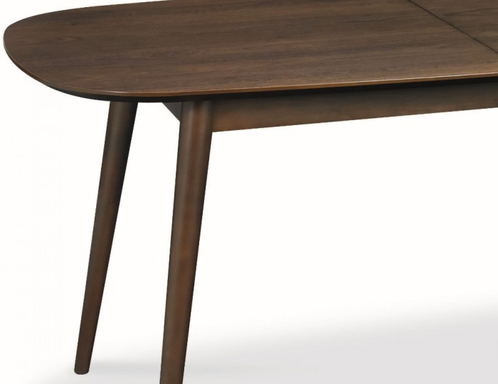 Oslo Walnut Extending Dining Table