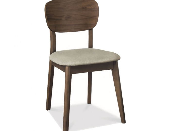 Oslo Walnut Dining Chairs