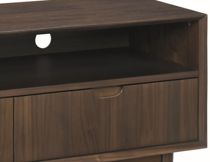 Oslo Walnut Entertainment Unit