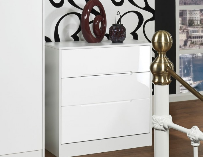 Riviera Mix 'n' Match 3 Drawer Deep Chest