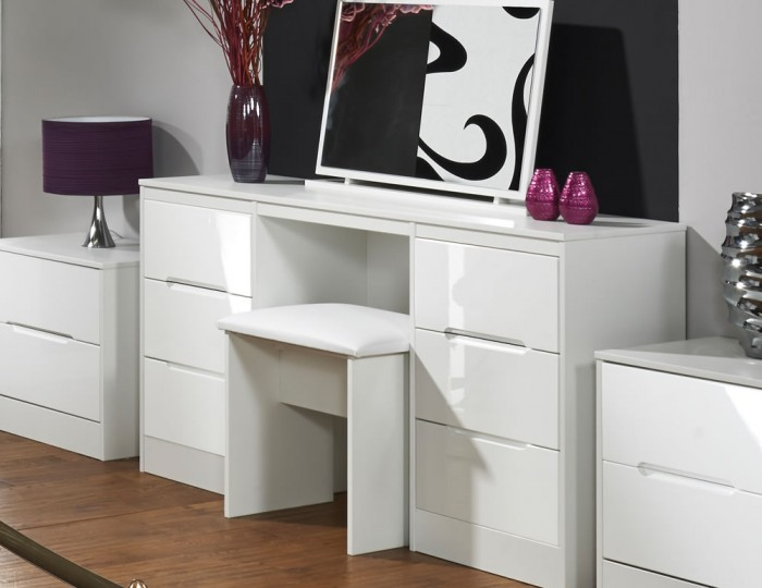 Riviera Mix N Match Double Dressing Table 252 Colour