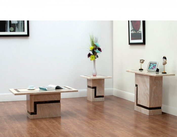 Horsham Marble Dining Table