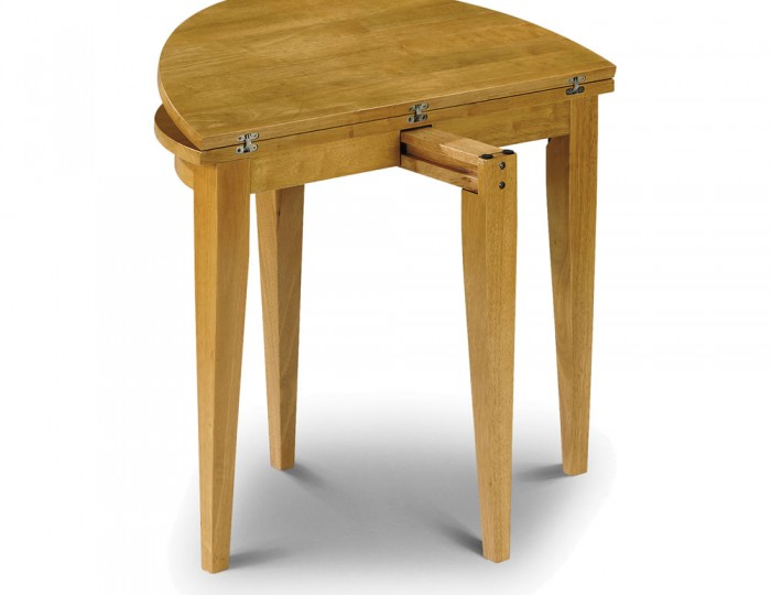 Consort Pine Folding Table Only