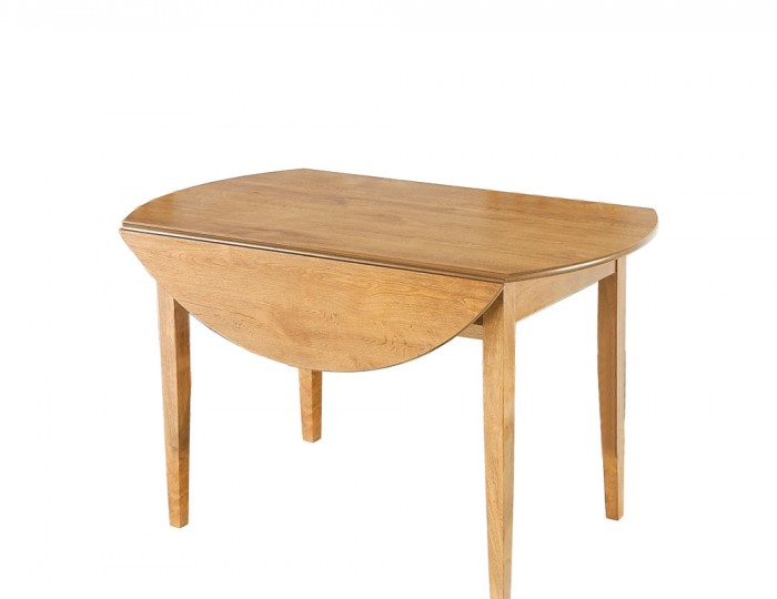 Augustine Round Drop Leaf Table Only