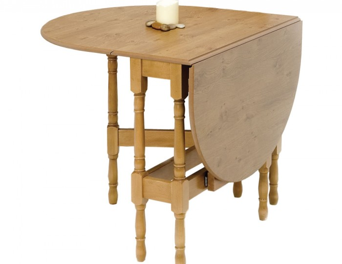 Amherst Oval Gateleg Table Only