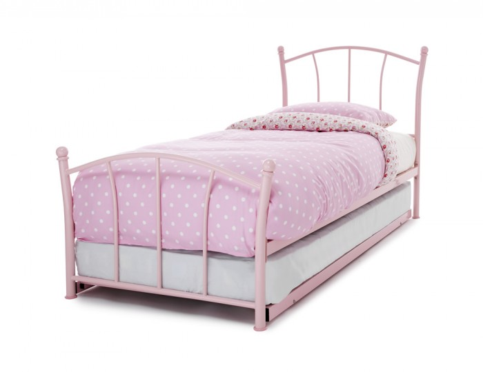Penelope Pink Guest Bed