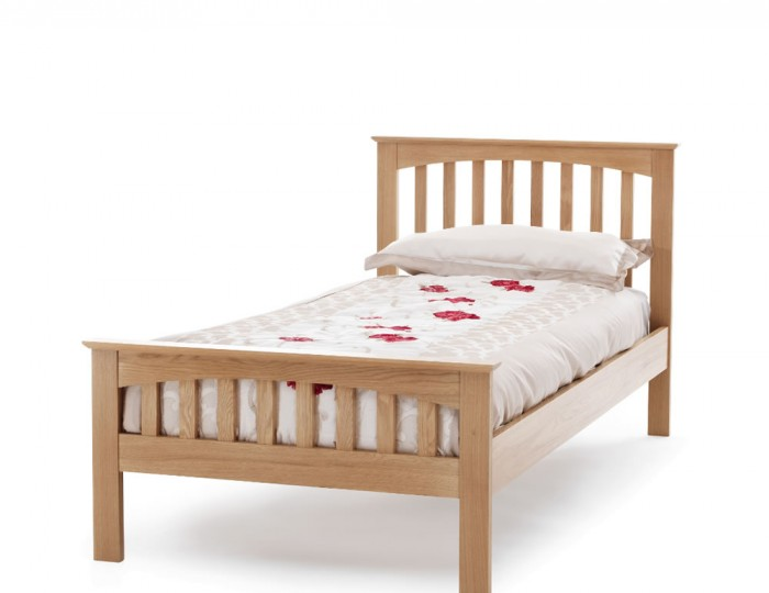 Sandringham Oak Bed Frame