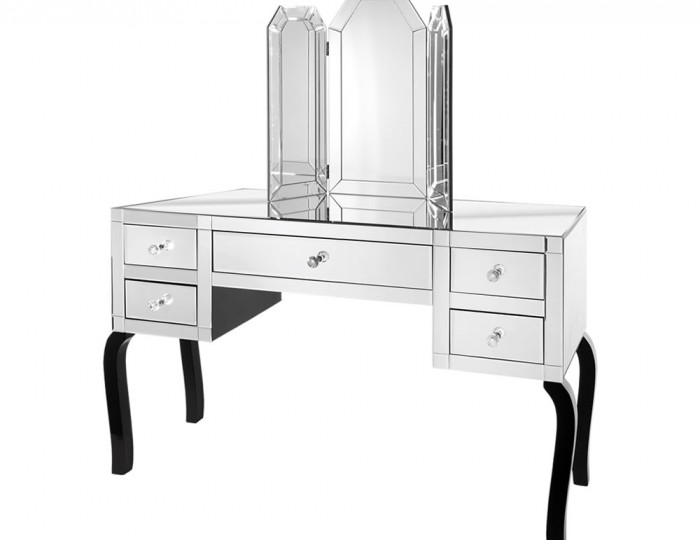 Mayrhofen Mirrored Dressing Table