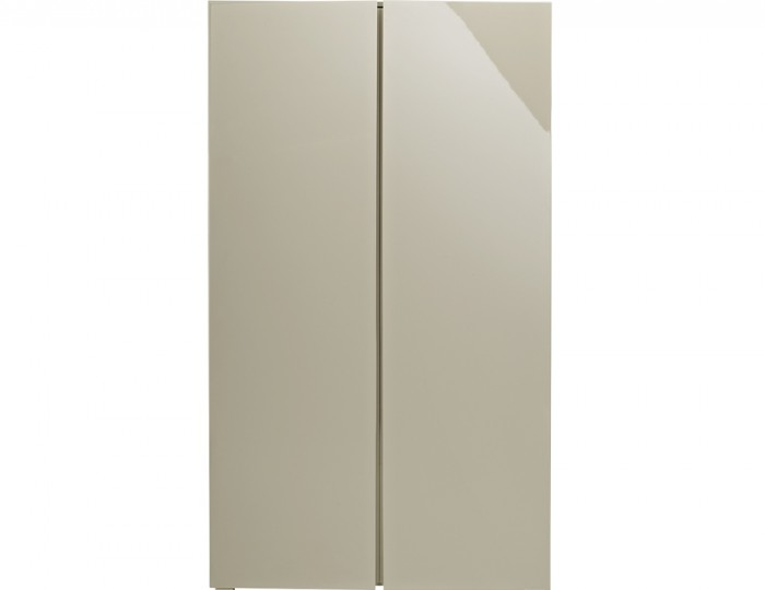 Puro Stone High Gloss 2 Door Wardrobe