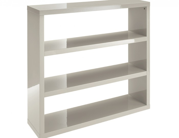 Puro Stone High Gloss Bookcase