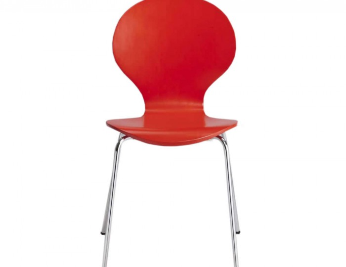 Ibiza Red Dining Chairs
