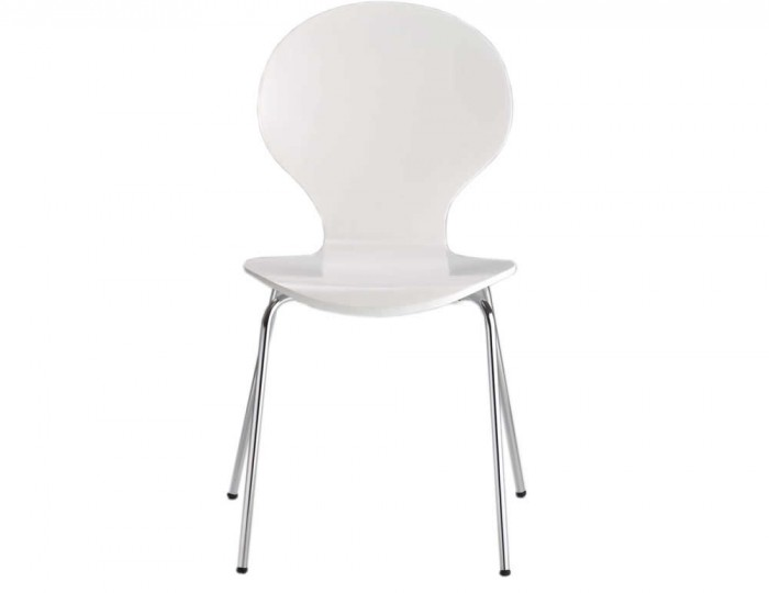 Ibiza White Dining Chairs