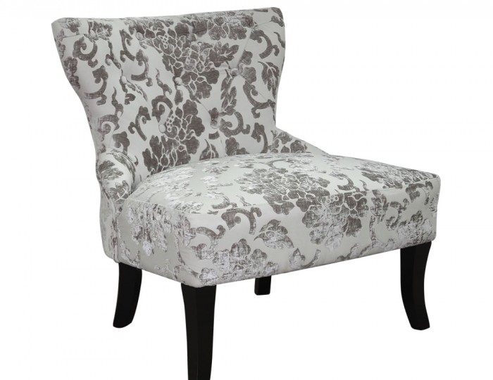 Hawkhurst Mink Fabric Bedroom Chair