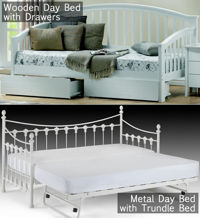 Daybed Vs Trundle Bed What S The Difference