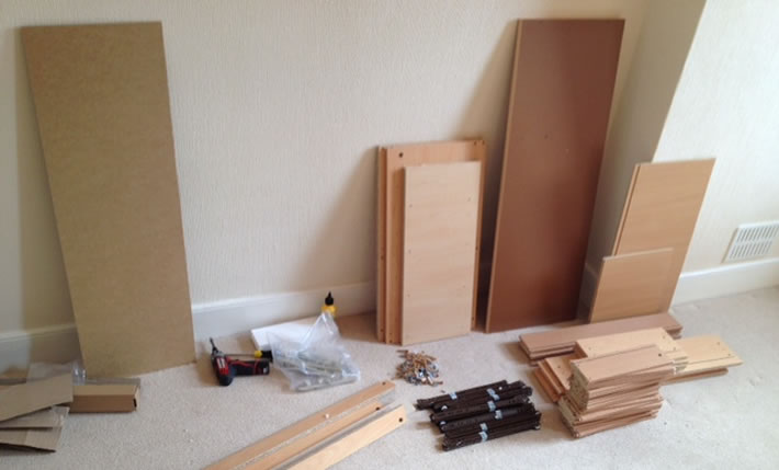 Benefits of ready assembled vs flat pack furniture frances hunt - Diy tips assembling flat pack furniture ...