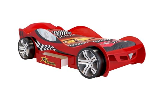 Racing Car Bed from Frances Hunt