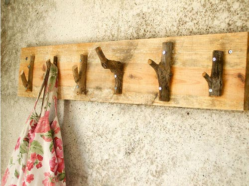 DIY Coat Hanger